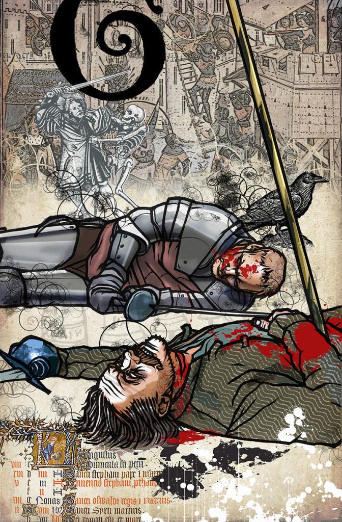 I soldati morenti