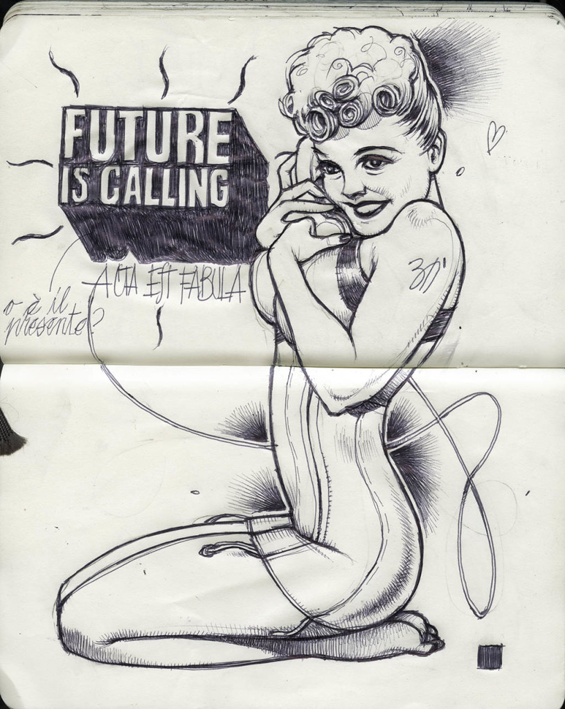 Future is calling