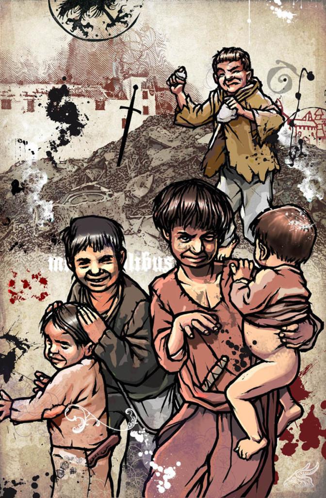 Les enfants du diable